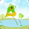 小青蛙过河